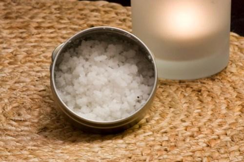 Homemade salt
