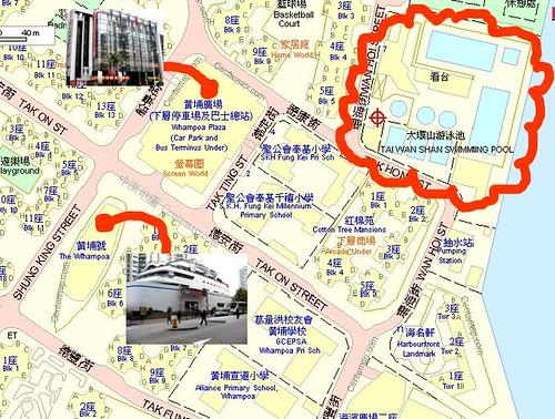 taiwanshan-location