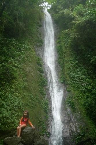 Kabigan Falls, Ilocos Norte