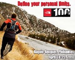 THe North Face 100 Baguio-Benguet Trail Run