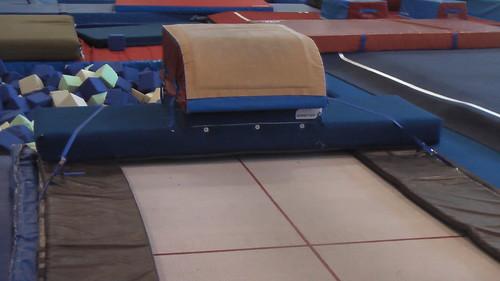 CGC Calgary Gymnastics Centre 2010 - Vault