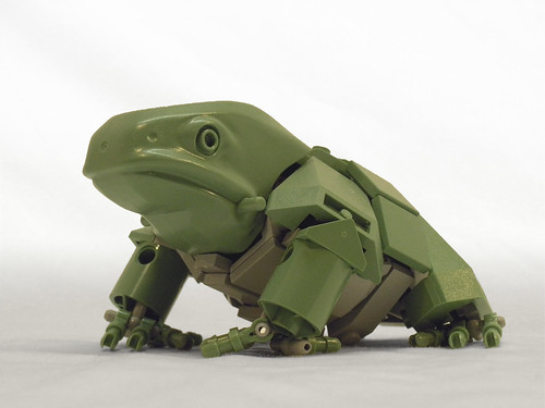 LEGO frog