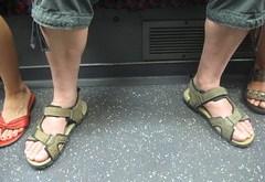 Summer on Tube.