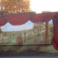 Tacoma Little Theater Mural