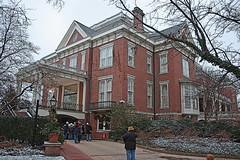 Springfield IL - Executive Mansion, Old Aristocracy Hill