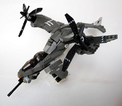Wyvern Attack VTOL