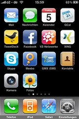Homescreen 1