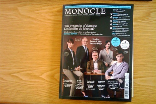 MONOCLE - Issue 38