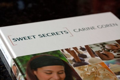 Sweet Secrets Israeli Cookbook