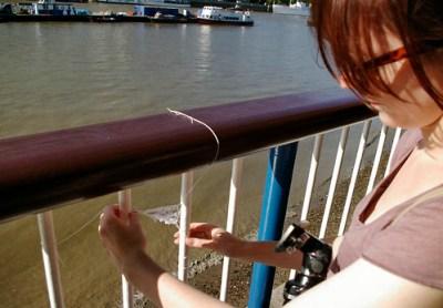 Yarn tagging...