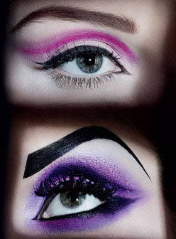 MAC Haute and Naughty Lash