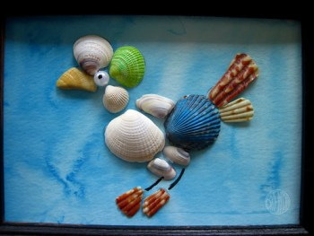 bawk! squack!