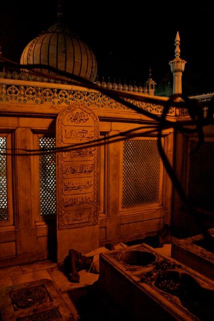 Jahanara's Tomb, Hazrat Nizamuddin Dargah, Delhi
