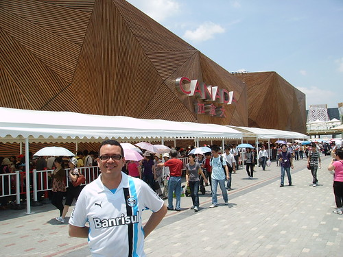 Canada Pavilion at Shanghai World Expo
