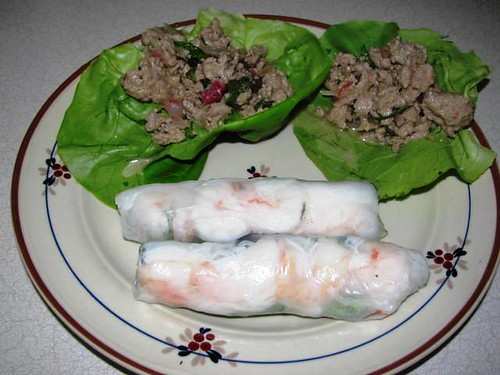 Thai Turkey Larb