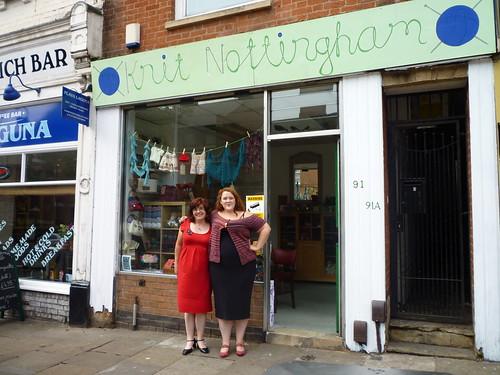 Knit Nottingham