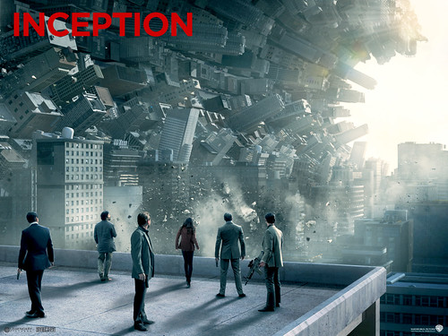 a inception poster
