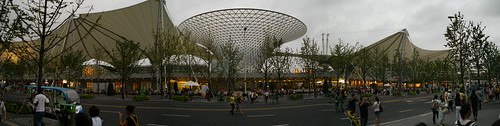 Shanghai World Expo: PROMENADE