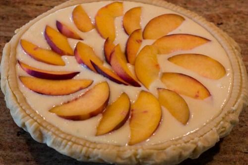 Mascarpeacheesy Pie