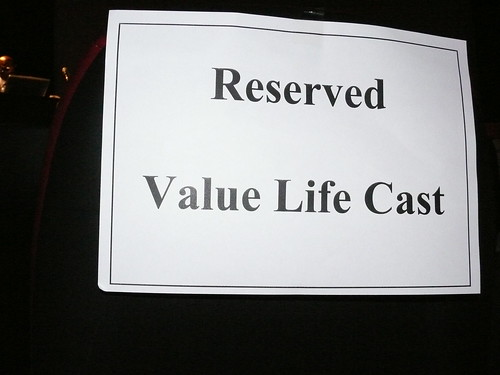 Value Life reserved
