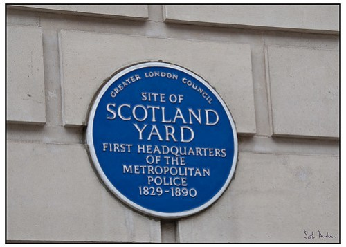 First Site of Scotland Yard