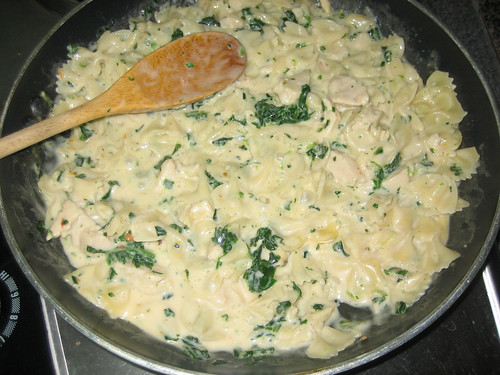 Romano's Macaroni Grill Grilled Chicken Florentine Complete Frozen Meal Prepared
