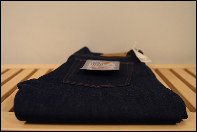 Indigofera Raw Denim from Helsinki