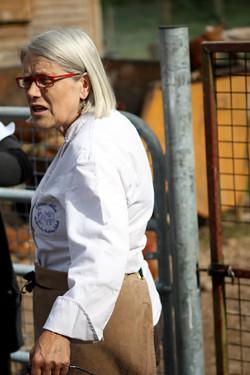 Darina Allen at Ballymaloe