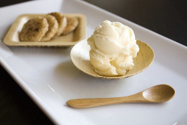 Nature's Pride Honey Wheat Ice Cream