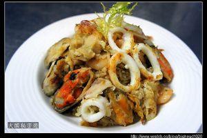 [西餐]飯類 義式鮮貝燉飯