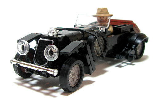 Lego Bentley Car