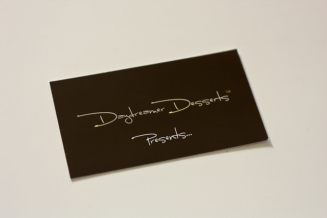 Daydreamer Desserts Presents...