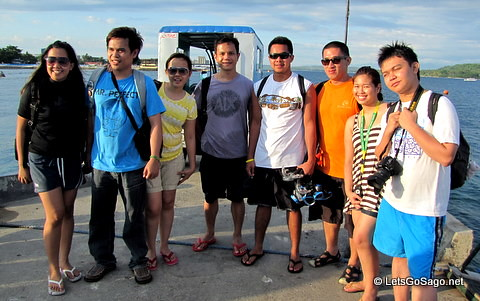 Group Backpacking / Group Travels