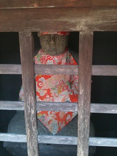麻釜地蔵(おがまじぞう)