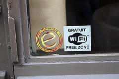 gratuit Wi-Fi free zone