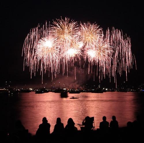 Celebration Of Light - Vancouver