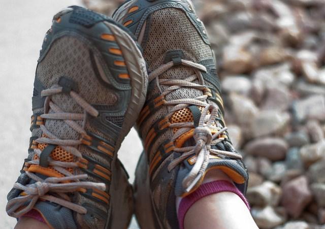 9: I love running.