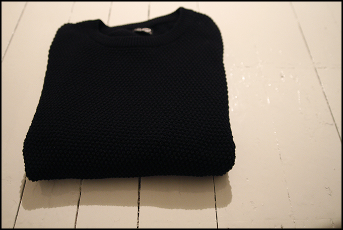 Cheap Monday Fisherman Sweater3