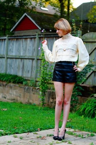 """heirloom"" blouse"