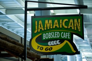 Jamaican Bobsled Cafe