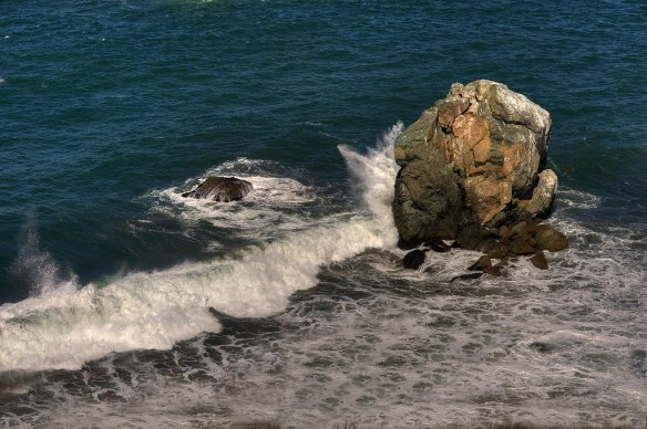 The Waves from Sutro Heights Park