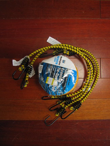 Rope and Bungee Cords (added later)