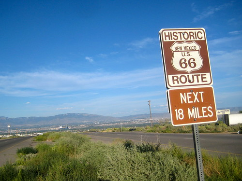 Route 66 - A Return to Albuquerque