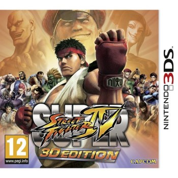 Street Fighter IV 3DS