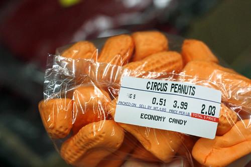circus peanuts