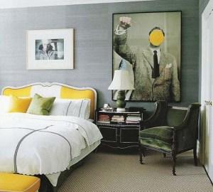 Kate Spade bedroom