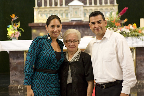 Jose and I with my Aunt