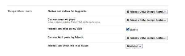 How To Disable Facebook Places Tagging