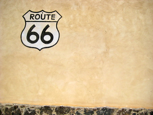 Route 66 - wallpaper