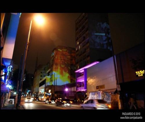 Vídeo Guerrilha - Rua Augusta